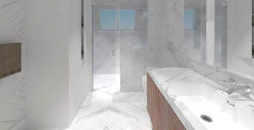 Bathroom White Marble